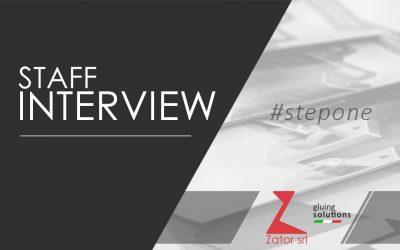Step one | INTERVISTA AL PERSONALE