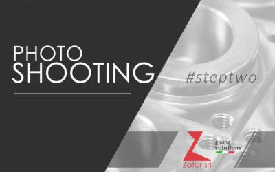 Step two | SERVIZIO FOTOGRAFICO