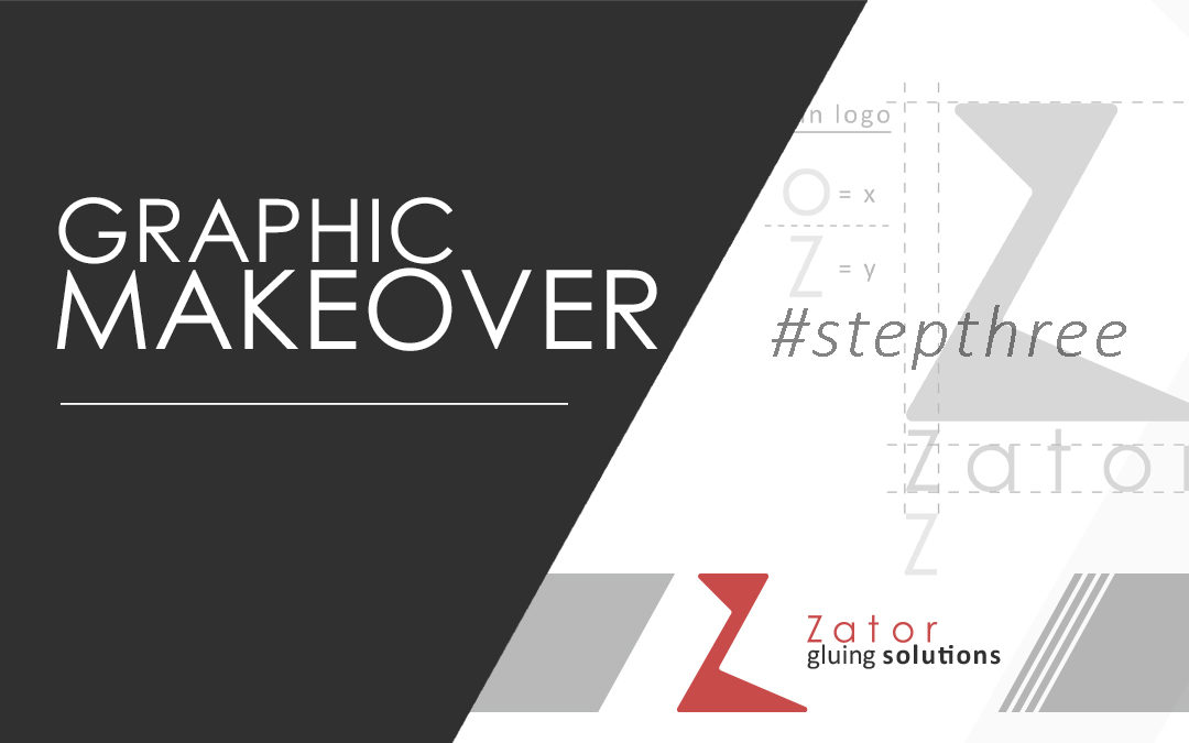 Step three | GRAPHIC MAKEOVER