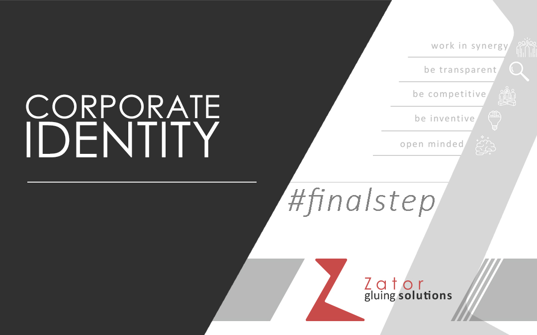 Final step | CORPORATE IDENTITY